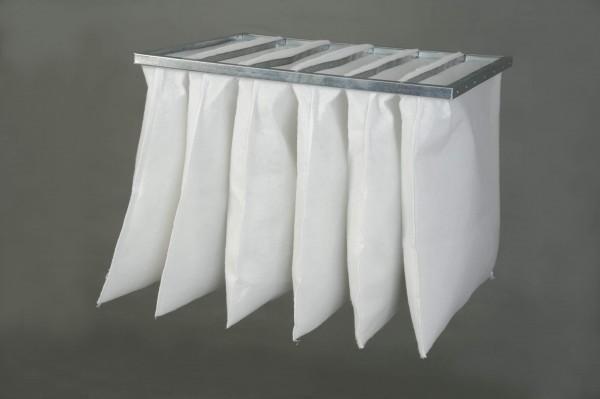Filtr kieszeniowy biały